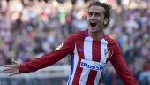 Antoine Griezmann signs one-year Atletico Madrid extension