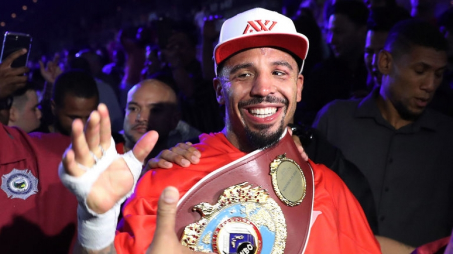 Andre Ward hints at bout against Anthony Joshua at heavyweight