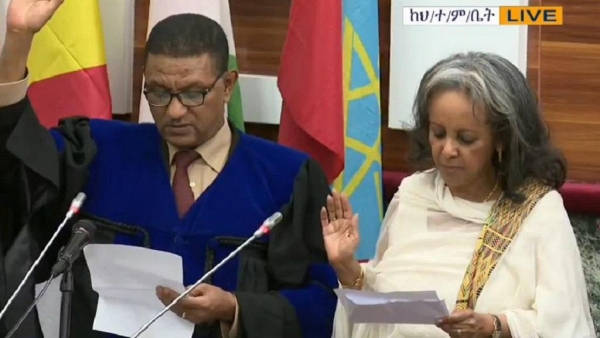 Ethiopia's parliament approves Sahle-Work Zewde as president