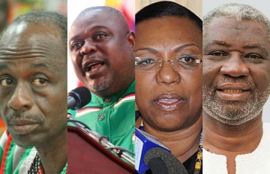 NDC elections set for Saturday Nov. 17