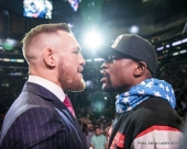 McGregor says he'll break the 40-year-old Mayweather