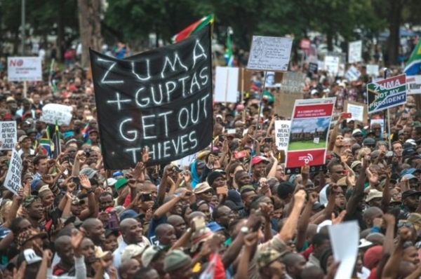 Zuma no confidence vote: Will 'the Zuptas' fall in South Africa?