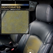 Nissan's sweat-sensing car seat signals dehydration