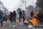 Dozens arrested in South Africa as looting rocks Johannesburg