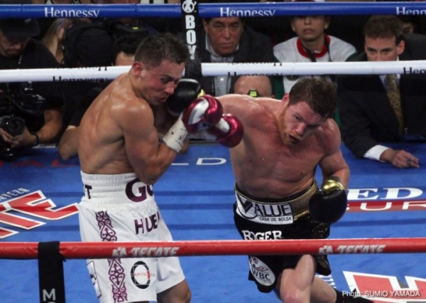 Oscar De La Hoya clears air about Canelo vs. GGG 2 results