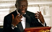 Ex-President Kufuor to speak on African development in Japan