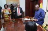 Akufo-Addo commends PURC for electricity tariff reduction