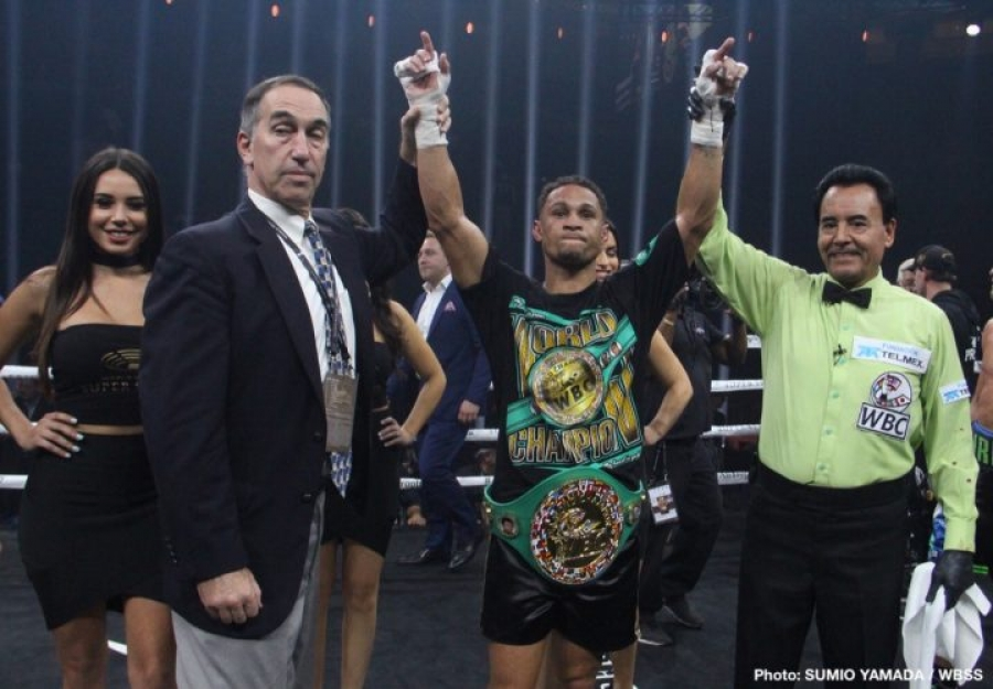 Prograis and Baranchyk advance to semi-finals after dramatic night in New Orleans