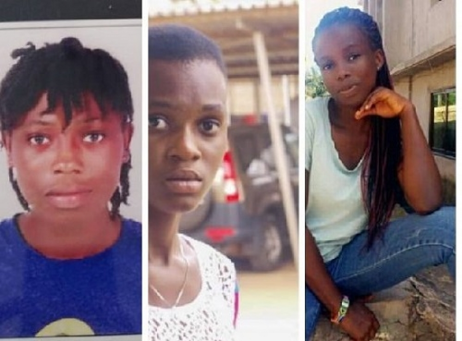 Families of kidnapped Tadi girls demand DNA results from Police