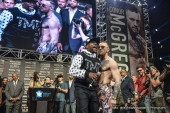 Mayweather vs. McGregor projected to reach 1 billion homes says White