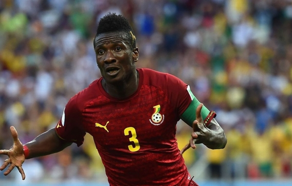 """New Black Stars players will help us in Egypt""- Asamoah Gyan"