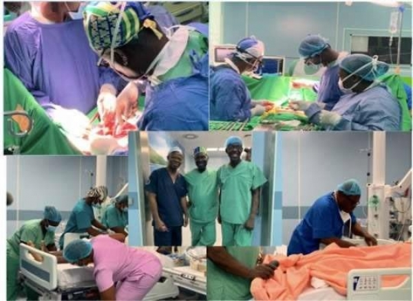 Ghana's first open-heart surgery in private health facility successful
