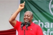 I have no interest in who governs Sierra Leone - Mahama
