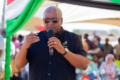 Cut down the size of your gov't - Mahama tells Akufo-Addo