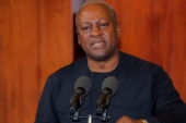 Mahama must speak on PDS scandal - STRANEK-Africa