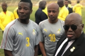 I'll release a statement today concerning my conversation with Prez Akufo-Addo - Asamoah Gyan